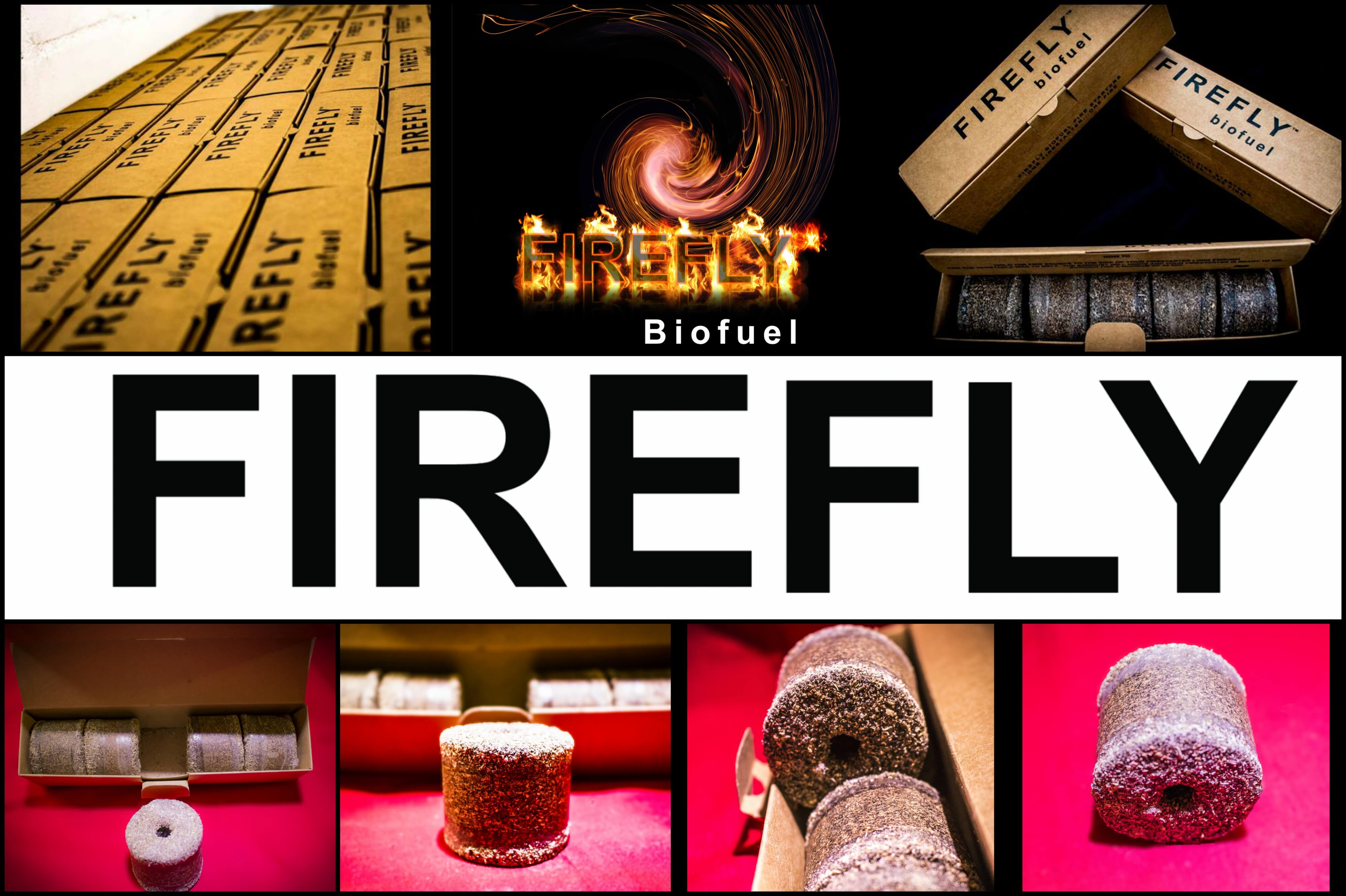 FIREFLY Collage