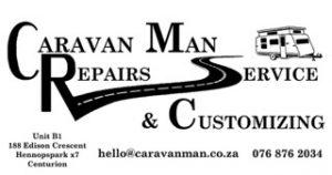 caravan man repairs services